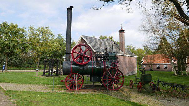 Agriculture, History, Steam Engine, Netherlands