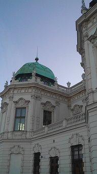 Vienna, Palace, Belvedere, Architecture