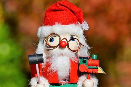 Nicholas, Santa Claus, Christmas Motif, Christmas