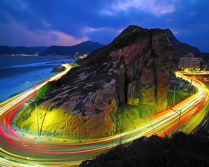 Taiwan, New Taipei City, Yehliu, Camel Peak