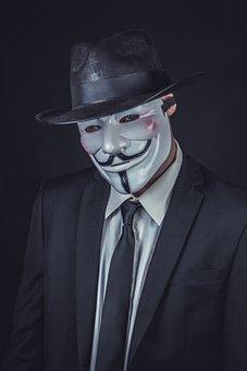 V For Vendetta, Vendetta, Anonymous, Mask, Head