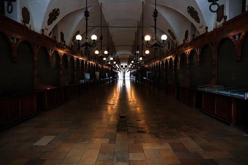 Cloth Hall Sukiennice, Kraków, The Market, Architecture