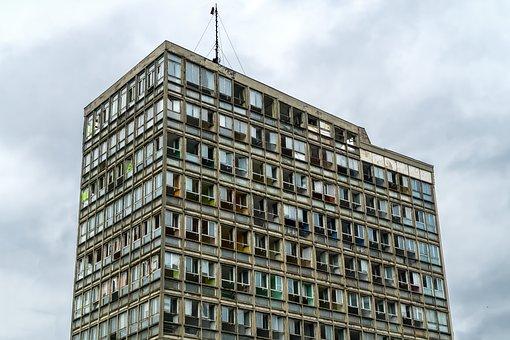 Building, Demolition, Pustostan, Empty