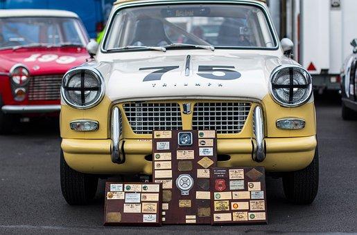 Classic Car, Classic Race Car, Car, Race, Classic