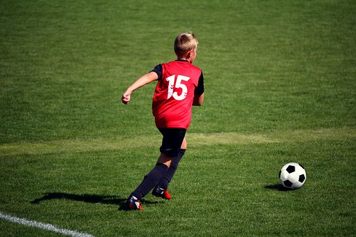 Football, Boy, Player, Players, Sport, Child, Children