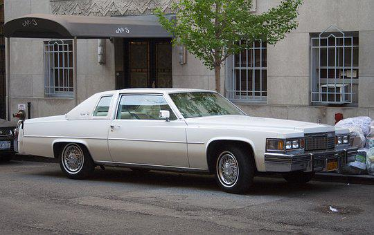 Cadillac, Coupe, De Ville, 1979