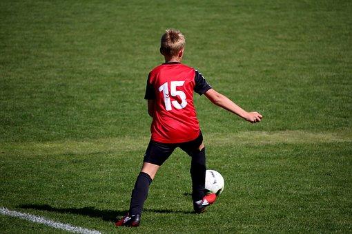 Football, Boy, Player, Players, Sport, Child, Children