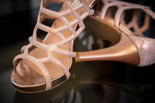 Style, Fine, Heel, Fashion, Wedding Dresses, Shoe