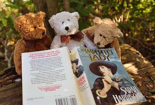 Teddy Bear, Bear, Teddy, Stuffed Animal, Stuffed, Toy