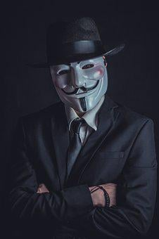 V For Vendetta, Vendetta, Anonymous, Mask, Head