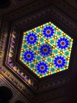 Ornament, Islamic, Art, Architecture, Bosnia, Sarajevo
