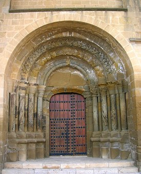 Zaragoza, Spain, Church, Building, Architecture, Old