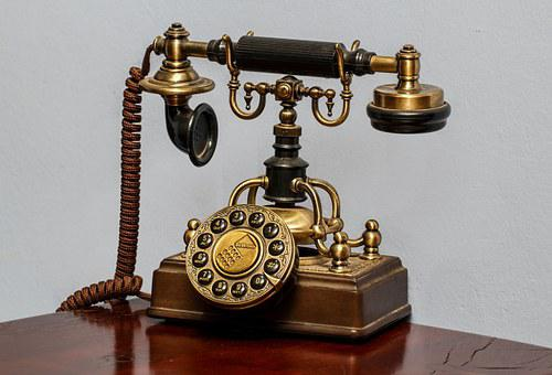 Telephone, Communication, Call, Dial, Phone, Contact