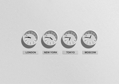 Clocks, Time, Idea, Concept, Time Difference