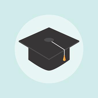 Hat, Graduation, Cap, Education, Achievement
