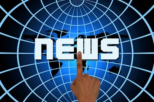 Grid, Web, Coordinates, News, Continents, Globe, Read