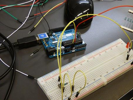 Integrated Circuit, Computer, Technology, Robot
