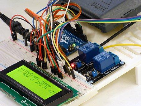 Integrated Circuit, Computer, Arduino, Technology