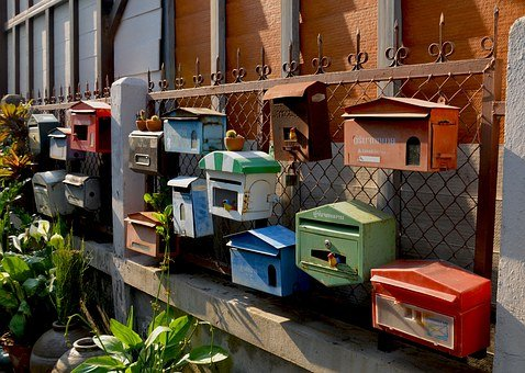Mail, Letterboxes, Mailbox, Letterbox, Letter, Postal