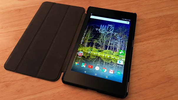 Tablet, Android, Computer, Mobile, Case, Interface