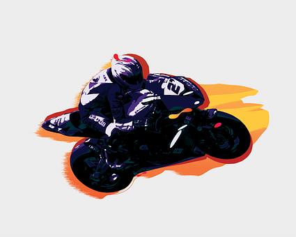 Transparent, Motorcycle, Helmet, Processing, Colors