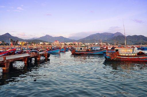 Dock, Pier, Water, Sea, Boat, Port, Ocean, Transport
