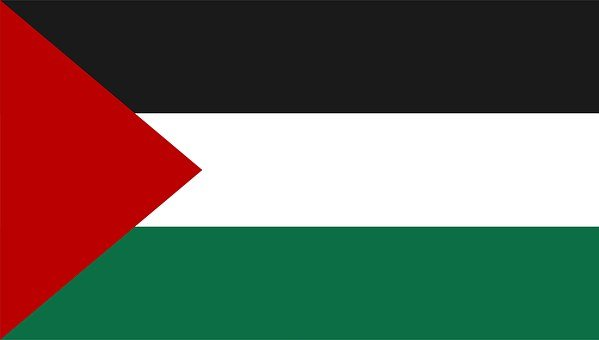 Country, Flag, Palestine
