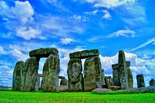 Stonehenge, England, Monument, Stone, Circle