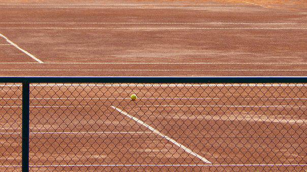 Tennis, Ball, Sport, Tennis Court, Game, Tournament