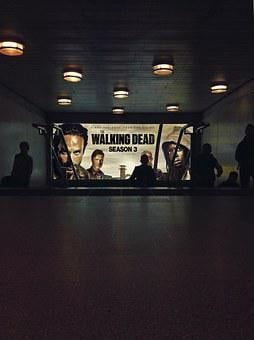 Cinema, Film, Movie, Theater, Walking Dead, Tv
