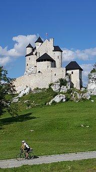 Castle, Bobolice, Poland