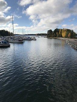 Channel, Helsinki, Finnish