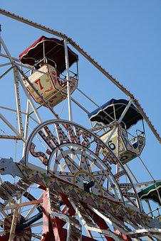 Children Ferris Wheel, Year Market, Bremen