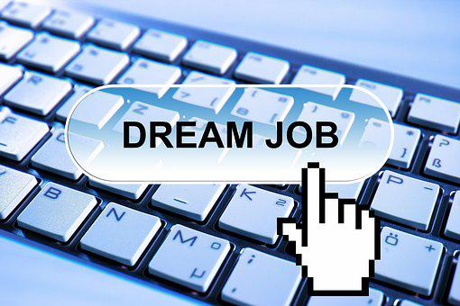 Dream Job, Application, Online, Job Application, Job