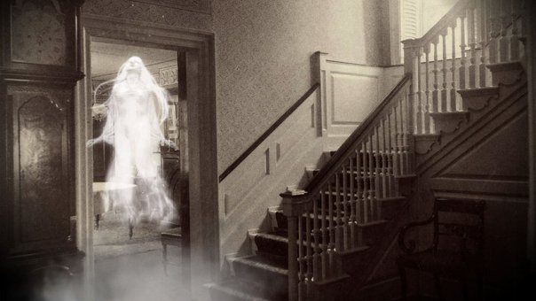 Ghost, Haunted, Horror, Halloween, Death, Demon, House