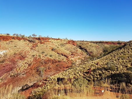 Australia, Outback, Landscape, Nature, Sky, Travel