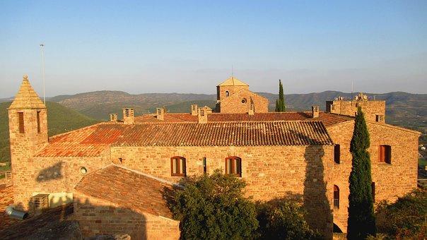 Cardona, Parador, Castle, Church, Medieval
