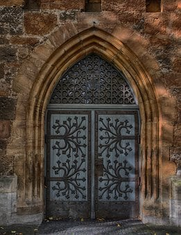 Portal, Door, Wood, Old, Input, Old Door, Goal, Gate