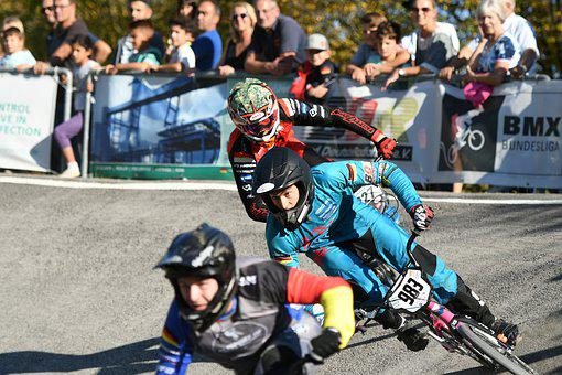 Bmx, Bike, Rasport, Cyclists, Race, Rad-bundesliga