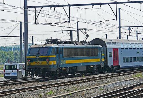 Old Elektrolok, Belgian State Railways, Series 27
