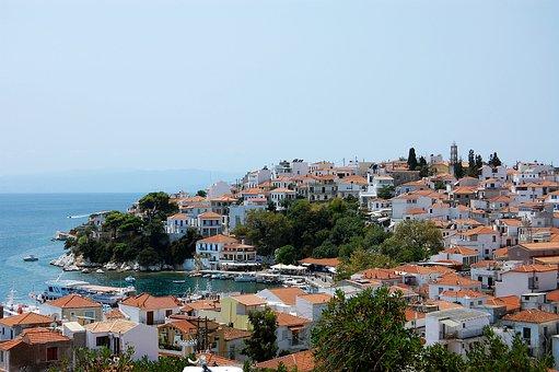 Skiathos, Greek Island, Vacations