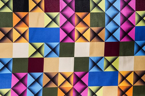 Plaid, Colorful, Fabric, Texture, Softness, Textile