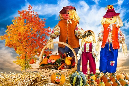 Emotions, Time Of Year, Autumn, Autumn Beginning
