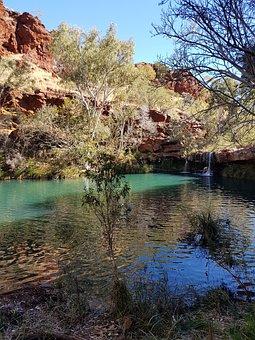 Fern Pool, Wa, Western Australia, Outback, Pilbara
