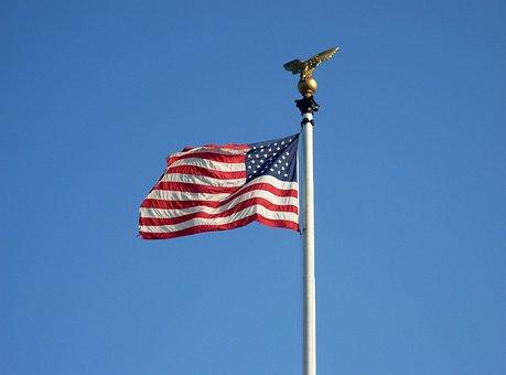 Flag, Usa, Usa Flag, American Flag, United States