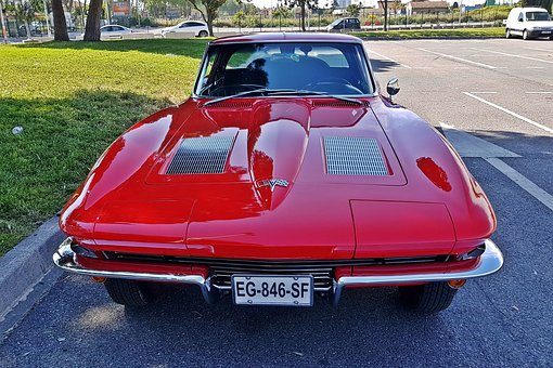 Chevrolet, Corvette, Cup, 1963, Split Window