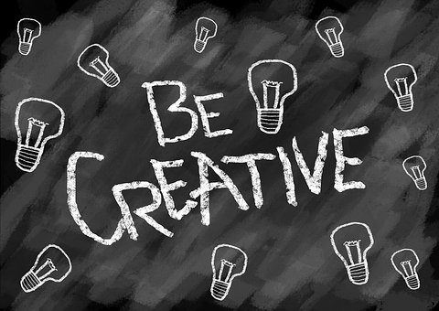 Be Creative, Creative, Creativity, Drawing, Symbol