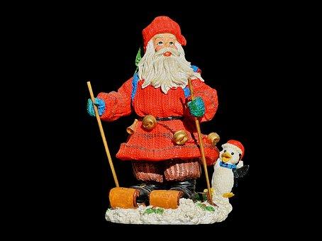 Nicholas, Santa Claus, Christmas, Festival, Happy Fixed