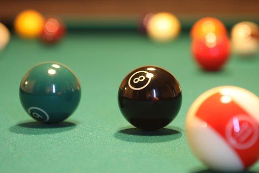 Billiards, Hobbies, Interior