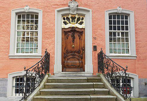 Architecture, House, House Entrance, Front Door